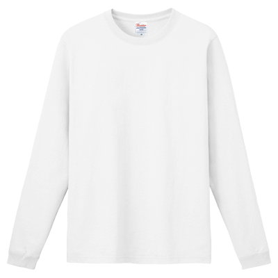 PrintStar 7.4オンス スーパーヘビー長袖Tシャツ 149-HVL