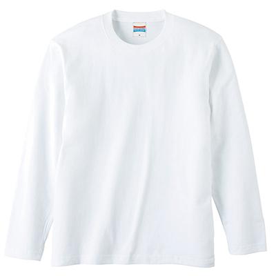 United Athle 5.6oz 長袖Tシャツ 5010-01