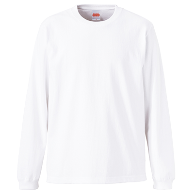 United Athle 7.1oz 長袖Tシャツ 4262-01