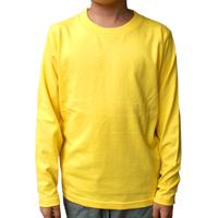 Printstar 5.6oz ヘビーウェイト長袖Tシャツ(キッズ) 101-LVC
