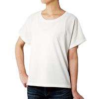 TRUSS ドルマンTシャツ(レディース) WDN-804