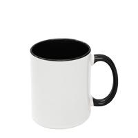 2トーンマグカップ(ブラック)