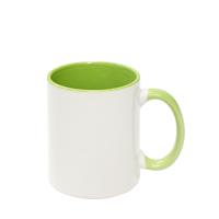 2トーンマグカップ(ライトグリーン)