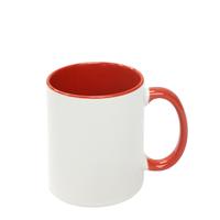2トーンマグカップ(レッド)
