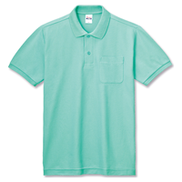 Printstar 5.8oz ポロシャツ(ポケット付) 100-VP