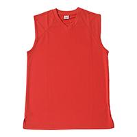 wundou ベーシックバスケットシャツ P-1810