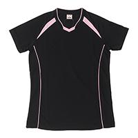 wundou ウィメンズバレーボールシャツ(キッズ) P-1620