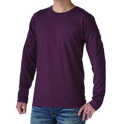 TRUSS 4.3oz スリムフィット 長袖Tシャツ SFL-110