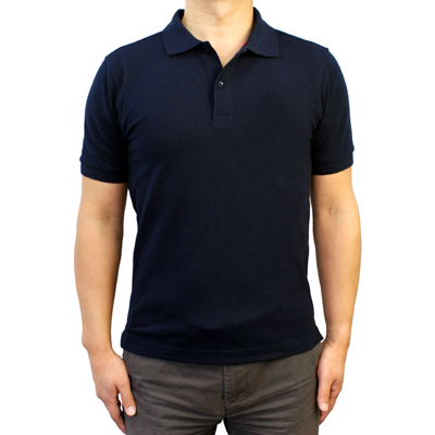 TRUSS 5.0oz ベーシックスタイル ポロシャツ VSN-267
