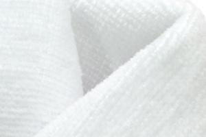 シャーリングタオルの表面